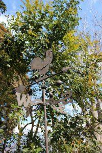 風見鶏の写真