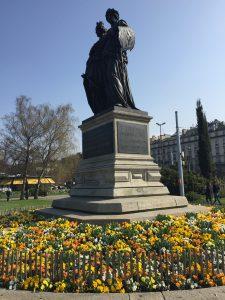 ジュネーブの国家記念碑の写真