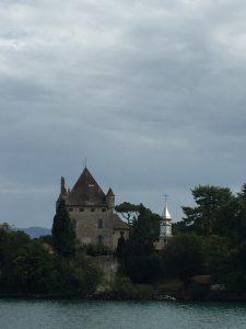 イヴォワール城の写真