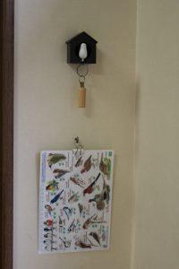 バードコールと野鳥シートの写真