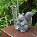 べス・チャトーさんに倣って!雨量計(レインゲージ)を設置する
