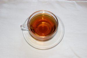 ドクダミ茶の写真