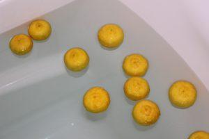 柚子湯の写真