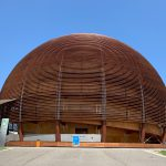 CERN(欧州原子核研究機構)のビジターセンター