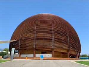 CERNビジターセンター